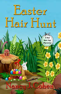 Easter Hair Hunt