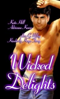 Wicked Delights by Kate Hill