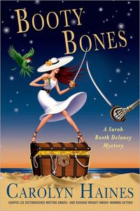 Booty Bones by Carolyn Haines