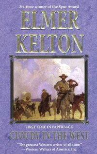 Buffalo Wagons and Cloudy in the West