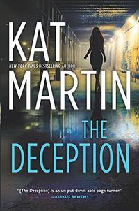 Kat Martin says: Win $20 Amazon Gift Card & Ebook – Celebrating the release of THE DECEPTION (9/10/2019)