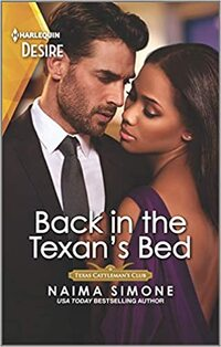 Back in the Texan's Bed