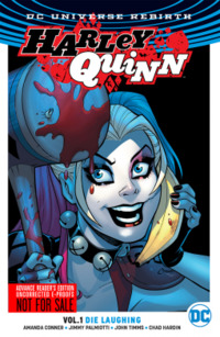 Harley Quinn Vol. 1: Die Laughing (Rebirth)