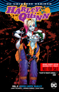Harley Quinn Vol. 2: Joker Loves Harley (Rebirth)