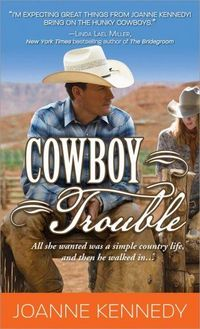 Cowboy Trouble by Joanne Kennedy
