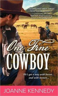 One Fine Cowboy by Joanne Kennedy