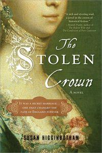 Excerpt of The Stolen Crown by Susan Higginbotham