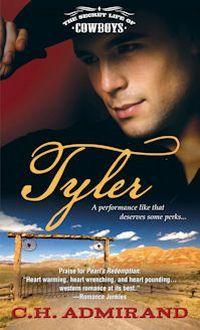 Excerpt of Tyler by C.H. Admirand
