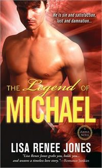 The Legend Of Michael by Lisa Renee Jones