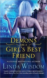 Demons Are A Girl's Best Friend by Linda Randall Wisdom