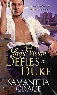Lady Vivian Defies A Duke