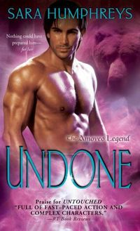 Undone by Sara Humphreys