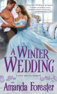 A Winter Wedding by Amanda Forester