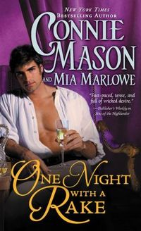 One Night With A Rake by Connie Mason