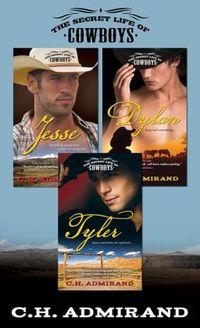 C.H. Admirand Bundle: Tyler, Dylan, Jesse