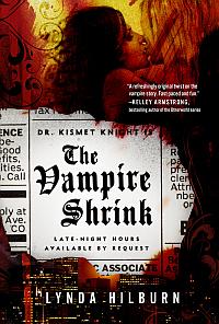 The Vampire Shrink by Lynda Hilburn
