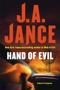 Hand Of Evil by J.A. Jance