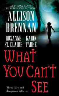 What You Can't See by Roxanne St. Claire