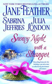 Snowy Night with a Stranger by Sabrina Jeffries