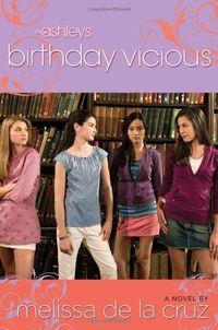 Birthday Vicious by Melissa De La Cruz