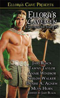 Ellora's Cavemen: Tales from the Temple IV by Shiloh Walker