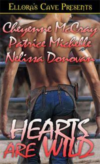 Hearts are Wild by Nelissa Donovan