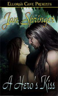 A Hero's Kiss by Jan Springer