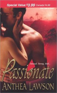 Passionate by Anthea Lawson