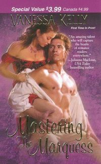 Mastering The Marquess by Vanessa Kelly