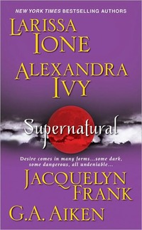 Supernatural by Jacquelyn Frank