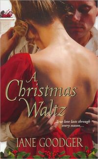A Christmas Waltz by Jane Goodger