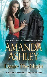Desire The Night by Amanda Ashley