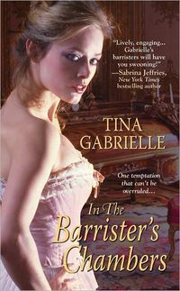 In The Barrister's Chambers by Tina Gabrielle