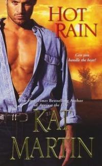 Hot Rain by Kat Martin
