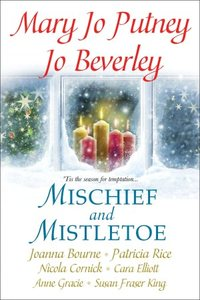 Mischief And Mistletoe by Patricia Rice