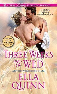 Three Weeks To Wed