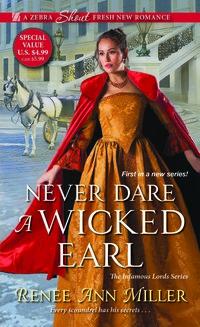 Never Dare a Wicked Earl