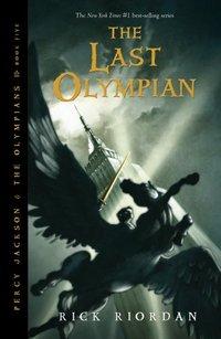 Percy Jackson & The Last Olympian