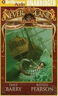 Escape from the Carnivale by Ridley Pearson