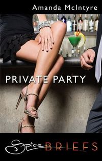 Private Party by Amanda McIntyre