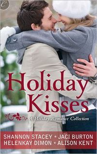 Holiday Kisses by Alison Kent