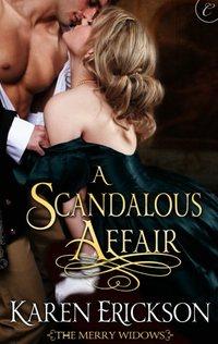 A Scandalous Affair by Karen Erickson