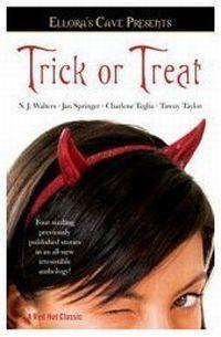 Trick Or Treat by Jan Springer