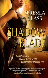 Shadow Blade by Seressia Glass