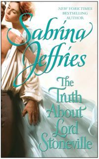 Excerpt of The Truth About Lord Stoneville by Sabrina Jeffries