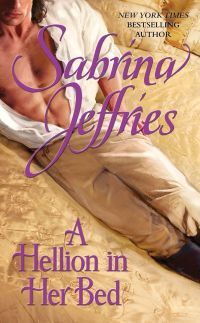 A Hellion in Her Bed by Sabrina Jeffries