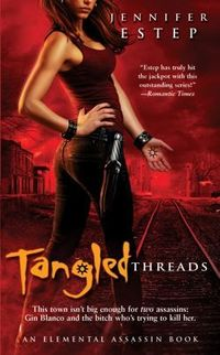 Tangled Threads by Jennifer Estep