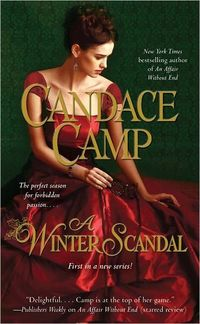 A Winter Scandal by Candace Camp
