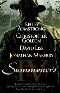 Four Summoner's Tales by Kelley Armstrong