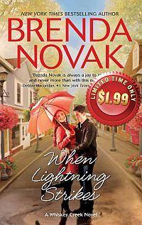 When Lightening Strikes by Brenda Novak